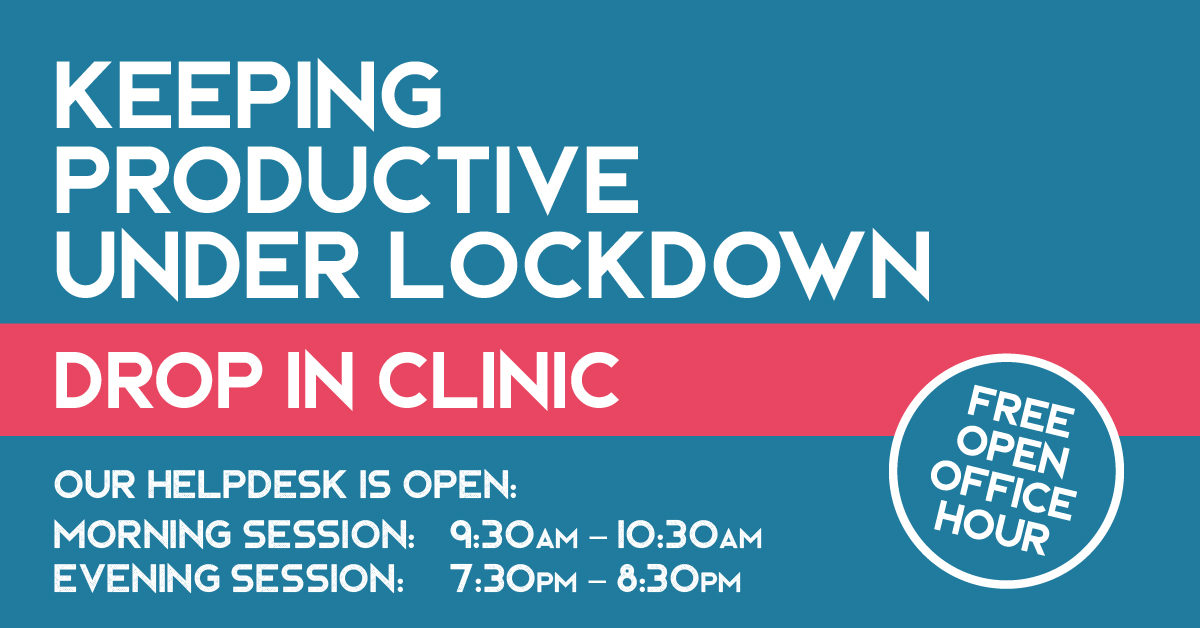 Drop-in-clinic